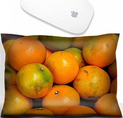 Luxlady Mouse Wrist Rest Office Decor Wrist Supporter Pillow Orange is a fruit that many people know very well the has high vitamin C content.IMAGE: 26052715