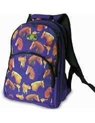 Horse Backpack HORSE LOVER Backpacks for Adults or Kids