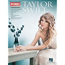 Taylor Swift - Recorder Songbook