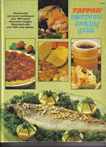 Tappan Microwave Cooking Guide by Sylvia Sachur