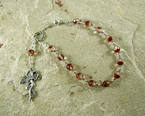 Lilith Travel Prayer Beads: Sumerian Goddess of Fertility and Free - Goddess Prayer Beads