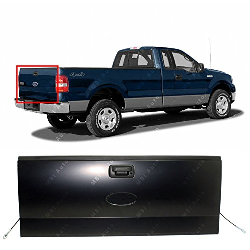 MBI AUTO - Primered Steel, Tailgate Assembly for 2004 2005 2006 2007 2008 Ford F150 Styleside 04-08, FO1901102 ()