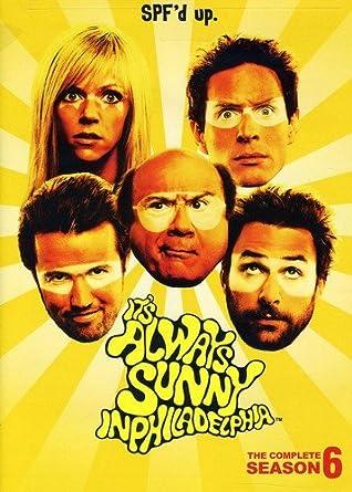 It's Always Sunny In Philadelphia: The Complete Season 6 by Amazon