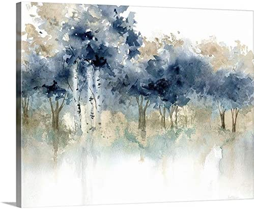 GREATBIGCANVAS Waters Edge I Canvas Wall Art Print
