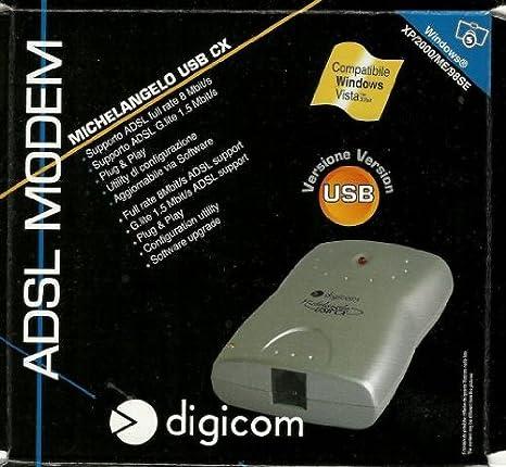 DIGICOM WINMODEM USB CX DRIVER (2019)