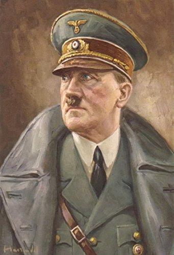 World War 2 Germany Hitler Poster