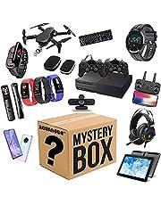 Mystery Box Elektronische, Willekeurige Elektronische Product Explosiedoos Verrassing Doos, Mooie Geschenken: Mobiele Telefoons, Nachtzicht, Laptop, Slimme Horloges, Gameconsole, Etc.