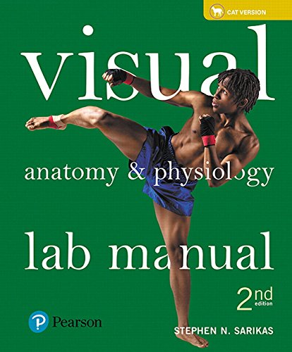 Visual Anatomy & Physiology Lab Manual, Cat Version Plus Mastering A&P with Pearson eText -- Access Card Package