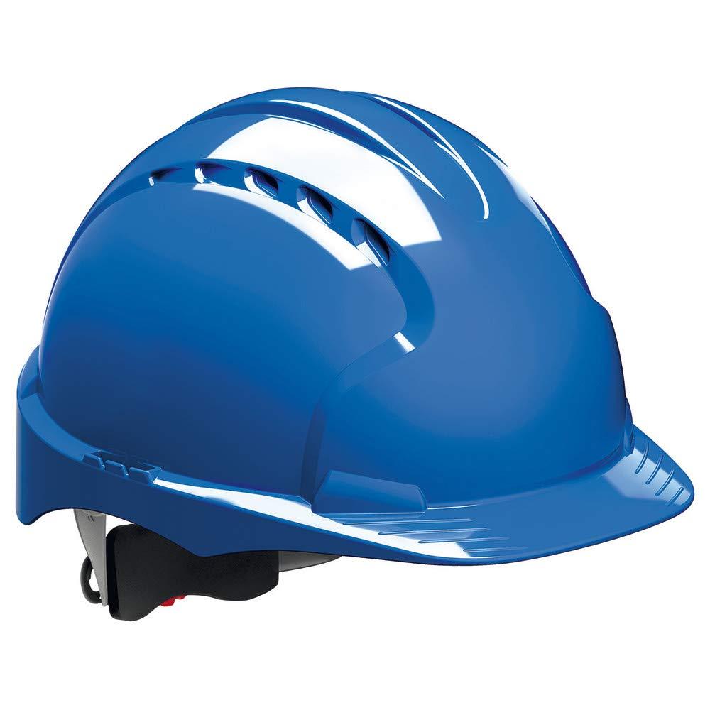 JSP Schutzhelm EVO3 m.Drehverschluss, EN 397, blau