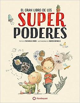 El Gran Libro De Los Superpoderes por Rocio Bonilla epub
