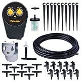 Melnor Vacation Watering Kit, Automatic Drip Irrigation System for Indoor, Balcony or Outdoor Use, Waters up to 10 Potted Plants