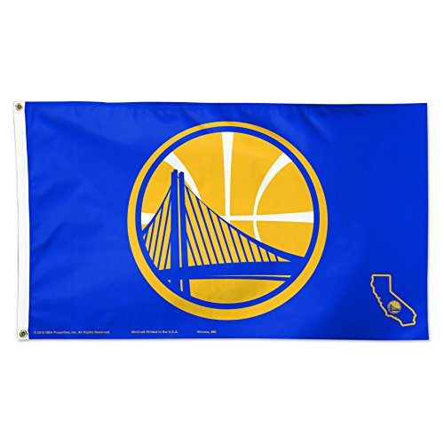Wincraft Golden State Warriors 3x5 Flag - Blue]()