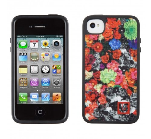 SPECK FabShell Burton Flowers case for iPhone 4S/4