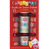 Small Family Christmas Crackers Game Cracker Truth Or Dare Game by RSW