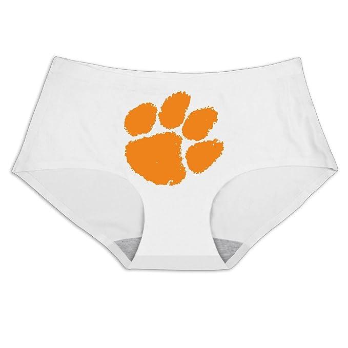 CYANY Clemson University Tigers Tiger Paw Low-Rise Women's ...