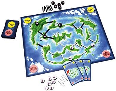 Kosmos 69180 - Juego de Tablero (Multi, 20,5 cm, 5 cm, 20,5 cm): Henn, Dirk: Amazon.es: Juguetes y juegos