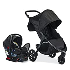 Color:Midnight The B-Free & Endeavours Travel System is designed for safety, comfort and mobility. It combines the Endeavours Infant Car Seat and base, B-Free Stroller, and car seat adapters in one convenient box. With this stroller, you ...