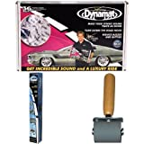 "Dynamat 18"" x 32"" x 0.067"" Thick Self-Adhesive Sound Deadener Kit"