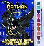 Batman: Livro Para Pintar