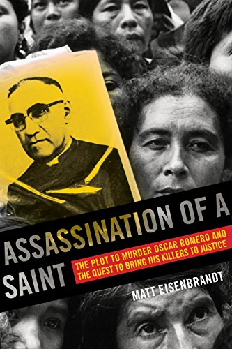 `FB2` Assassination Of A Saint: The Plot To Murder Óscar Romero And The Quest To Bring His Killers To Justice. Orange Using segundo Double death urgente