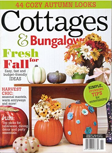 Cottages & Bungalows Magazine November 2012