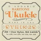 D'Addario J68 Ukulele Strings, Baritone