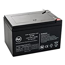 Peg Perego IAKB0501 12V 12Ah Scooter Battery - This is an AJC Brand® Replacement