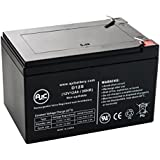 WKA12-12F2 12V 12Ah UPS Battery - This is an AJC Brand® Replacement