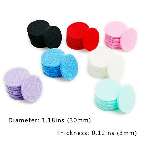 car aroma diffuser refill pads - 5