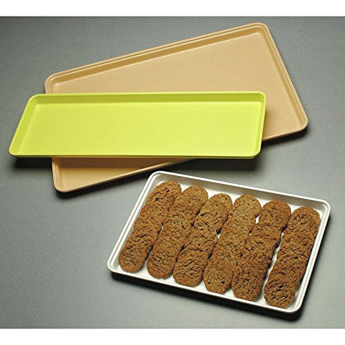 Market Tray Beige Fiberglass Bakery Display Tray - 26