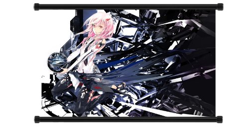 Guilty Crown Anime Fabric Wall Scroll Poster Wp -Guilty Crown-36 L