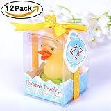 AiXiAng Handmade Cute Duck Style Handmade Smokeless Candle...