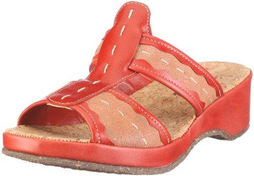 Sandalen Fortuna Vera Cherry Fashion 489031 D Rot Damen Sandalen rot UFU4nPx7q