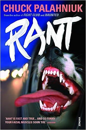 Rant: The Oral History Of Buster Casey por Chuck Palahniuk epub