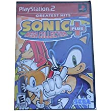 Sonic Plus Mega Collection Greatest Hits for Playstation 2