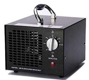 Commercial Ozone Generator 3500mg Industrial O3 Air