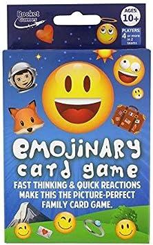 Rocket Games Emojinary Board Game