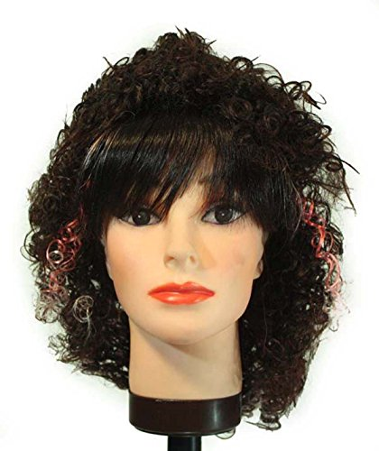 Weeknd Hair Costume (Dorothy (Color# 1bt33hy80) Synthetic Hair Replacement Wig)