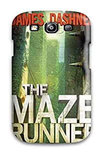 Galaxy S3 Case Cover Skin : Premium High Quality The Maze Runner Case