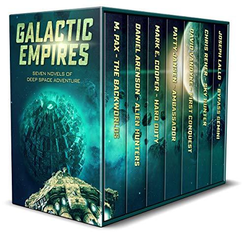Galactic Empires: Seven Novels of Deep Space Adventure