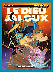 Cadelo in Topzustand ! Die Saga von Alandor von Hardcover Comic Jodorowsky