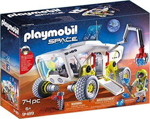 PLAYMOBIL Mars リサーチビークル