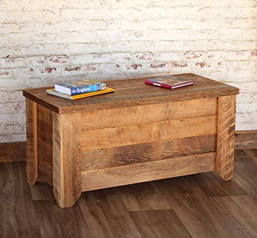 - Coffee Table Trunk - 37x17x18