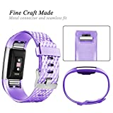 GEAK for Fitbit Charge 2 Bands, Adjustable