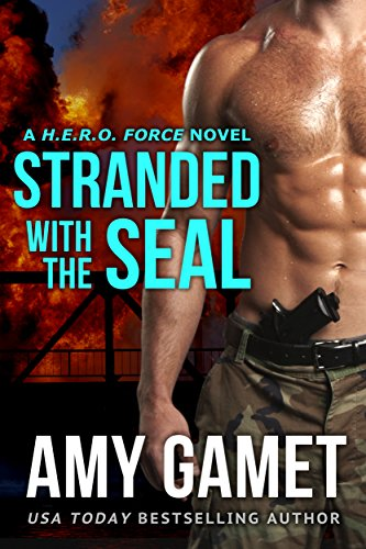 Stranded with the SEAL (HERO Force Book 1) by [Gamet, Amy]