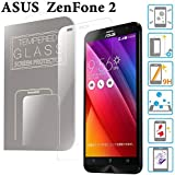 ZenFone 3 ブルーライト 90% カット ガラスフィルム 5.2インチ ZE520KL ASUS 液晶保護 国産 強化ガラス ラウンドエッジ加工 MS factory 90日 保証 FD-ZF3-52-BLUE-AB