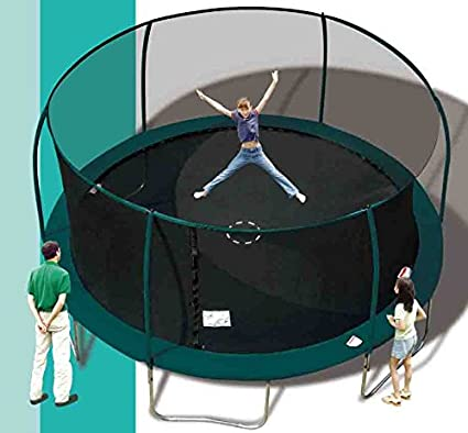 Amazon Trampoline Enclosure Mesh Net Only For 15 Sportspower