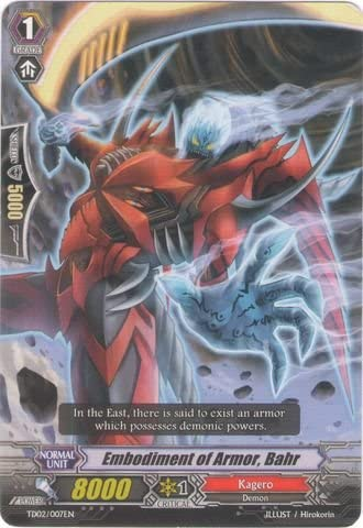Dragonic Overlord deck VANGUARD Trial Deck CARDFIGHT!