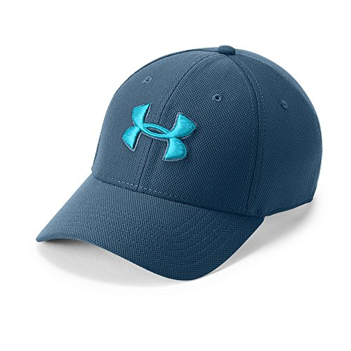 Under Armour UA Blitzing 3.0 Cap S/M Techno Teal ()