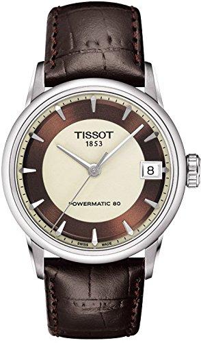 Tissot T-Classic Luxury Automatic Ladies Watch T0862071626100